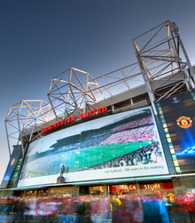 Old Trafford, Manchester United's Football Ground