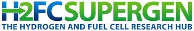 EPSRC Supergen Hydrogen and Fuel Cell Hub logo